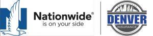 Nationwide logo & Denver Insurance logo
