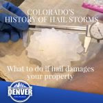 Colorado's Largest Recorded Hail Stone