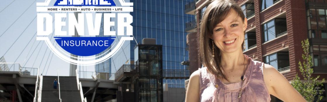 Modern Professional Insurance woman - Denver Insurance